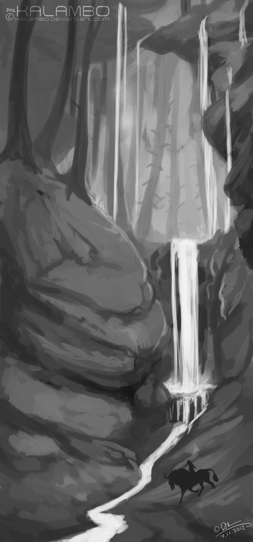 Falls by kalambo