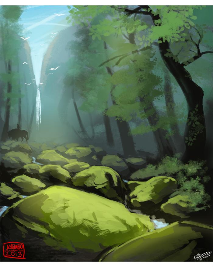 Streams by kalambo