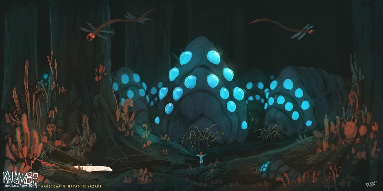 The Toxic Jungle by kalambo