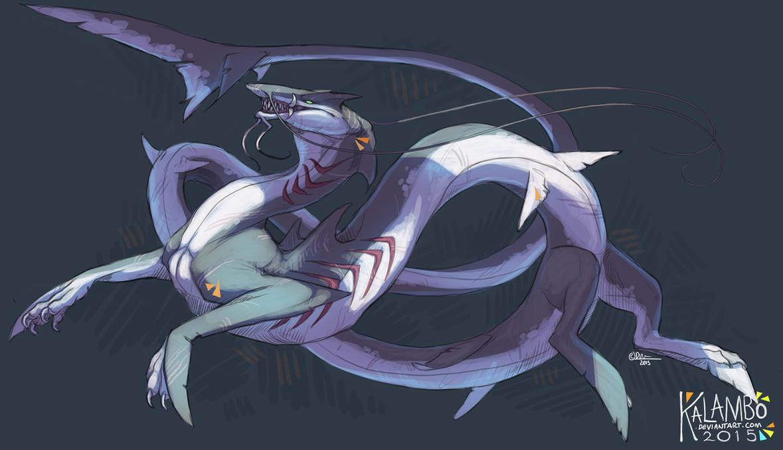 Sharkfu by kalambo