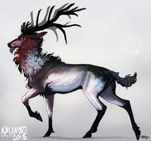 Antlers by kalambo