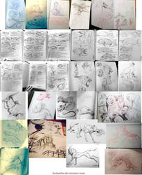 Sketch dump 2 by kalambo