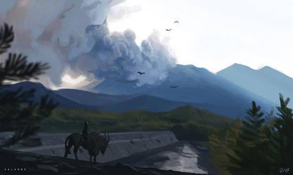 Eruption by kalambo