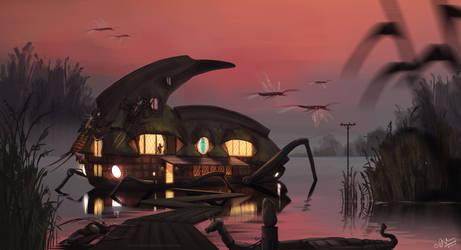 The House on the Floodplain