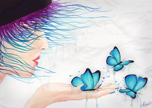 Fly Butterflies, Fly...