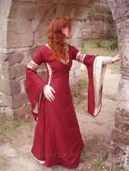 Robe scandinave 1180 by Arumorahe