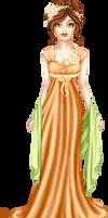 Mucha Inspired by Angelic-Sakuras