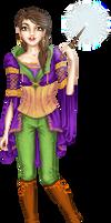 Professor Laura by Angelic-Sakuras