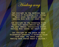 Healing Song by Draconic-Lover