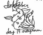 Inktober 2019 day 14
