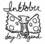 Inktober 2019 day 15