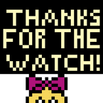 Thanks For Watch {EXCLUSIVE FOR MY USE PLEASE!!}