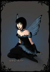 Quorra (Dark Fairy AzaleasDolls)