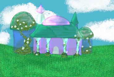 Elvin Home by bluerosekatie