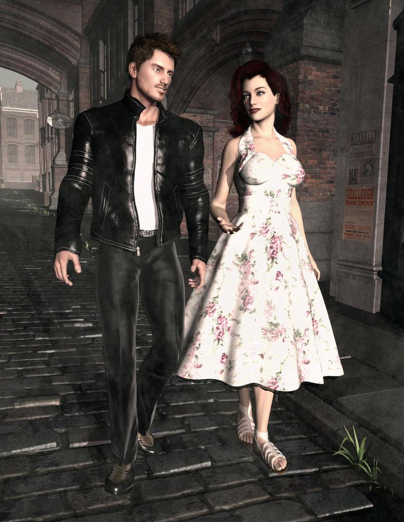 1950 39 S Fashion In London By Amdeland Baldwin On Deviantart
