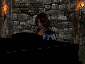 Moonlight Sonata by AMDeLand-Baldwin