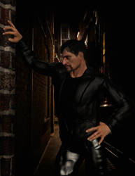 Jack the Ripper by AMDeLand-Baldwin
