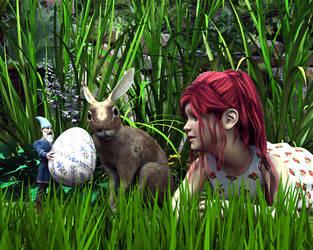 Easter Fairytale by AMDeLand-Baldwin