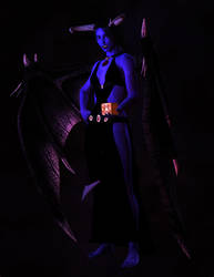 Sarah Heir to Wrath by AMDeLand-Baldwin