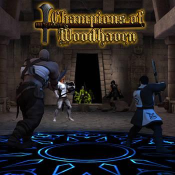 Champions of Woodhaven by AMDeLand-Baldwin