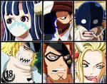 One Piece 978 -  The Tobi Roppo by 18JTSG