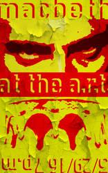 Macbeth poster by bloedzuigerbloed