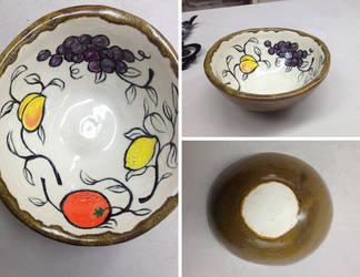 Fruit Bowl by bloedzuigerbloed
