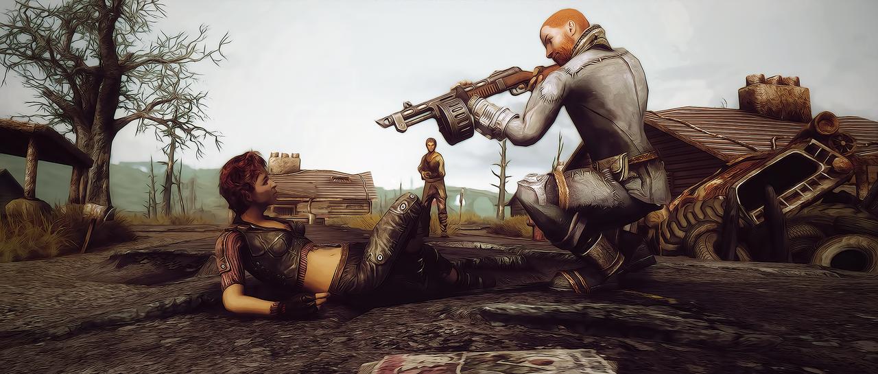 Fallout 3 new vegas скачать торрент русская версия - 4f9