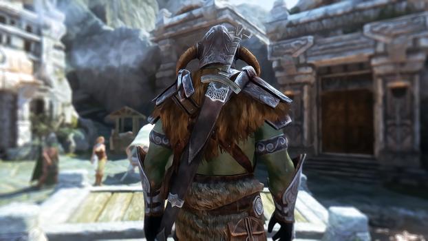 Skyrim: Warrior's Stroll
