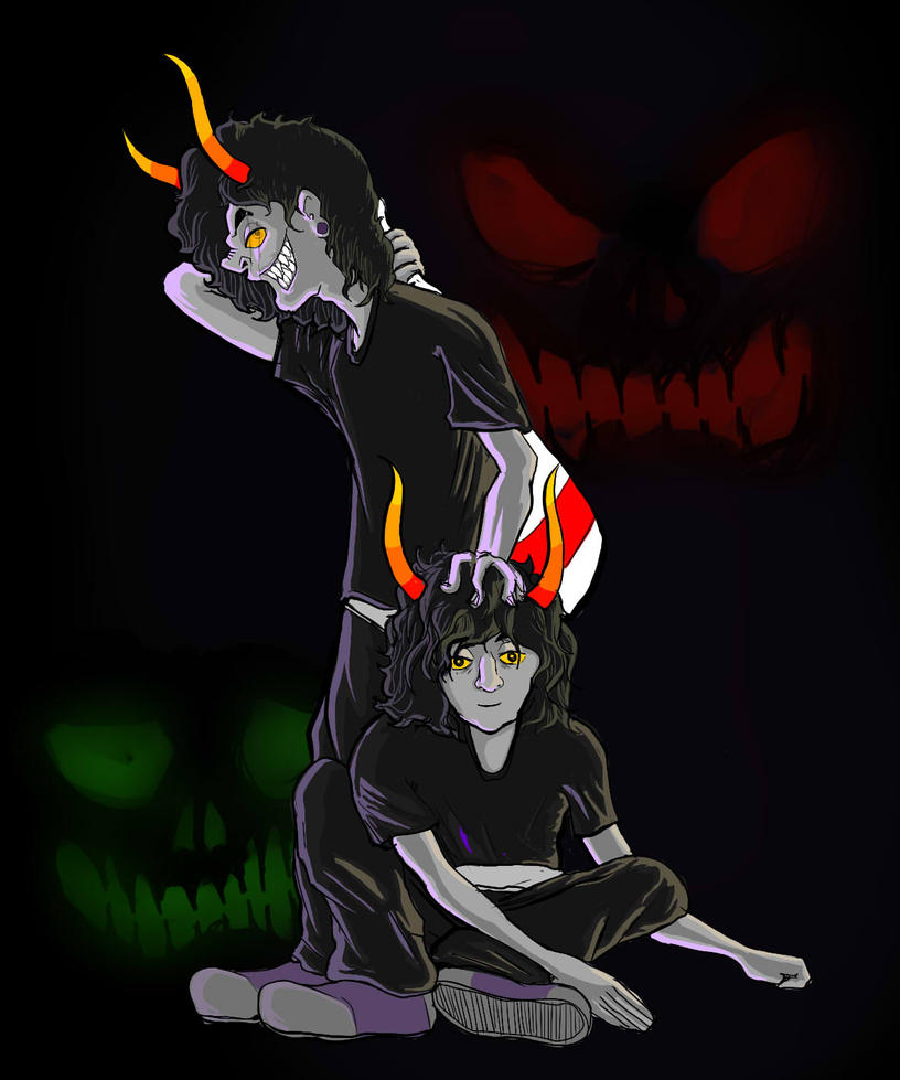 I draw Gamzee, like once a month by ulgyashell