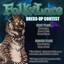 Folk of Lore: Dress up Contest! by folk-kindling