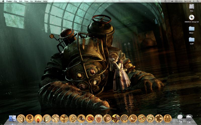 Who's obsessed with BioShock? by Kouyukki