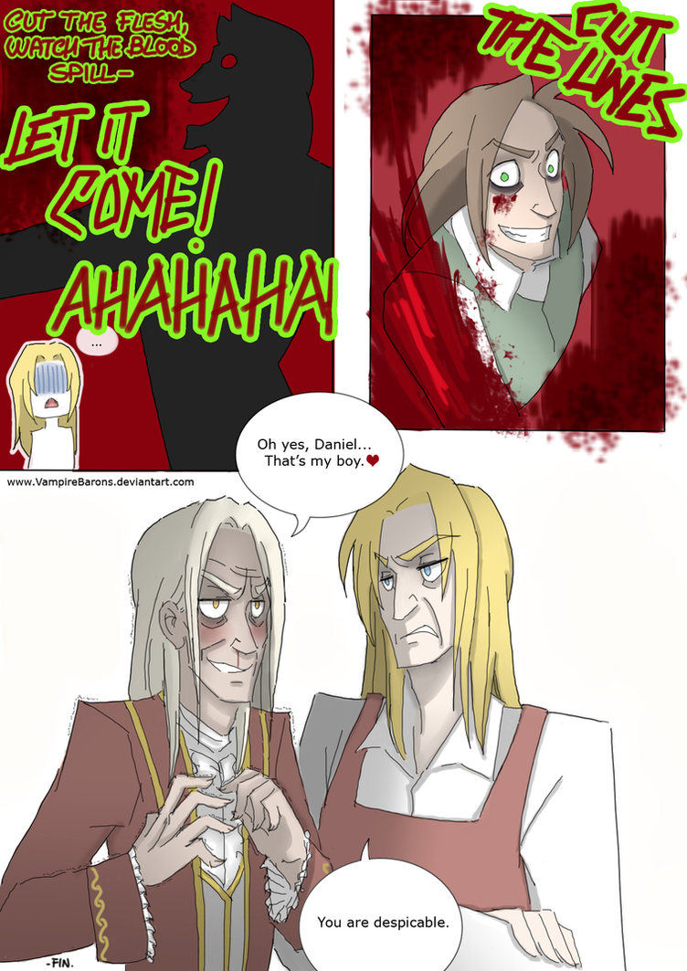Painting Lessons pag03 by VampireBarons