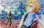 Cloud Strife [Trade] by satoopup11