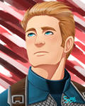 Captain America by satoopup11