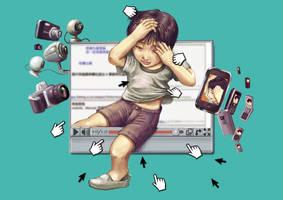 Cyber-bullying by KwokKinYuen