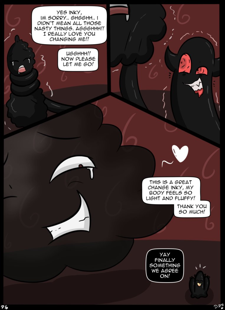 Wrath Of The Nightmare Imp Chpt 3 Page 6 by NicoGermany
