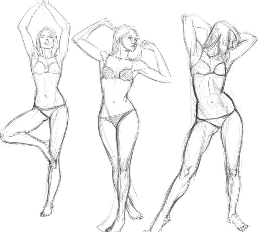 Figure drawing model poses online dating 6