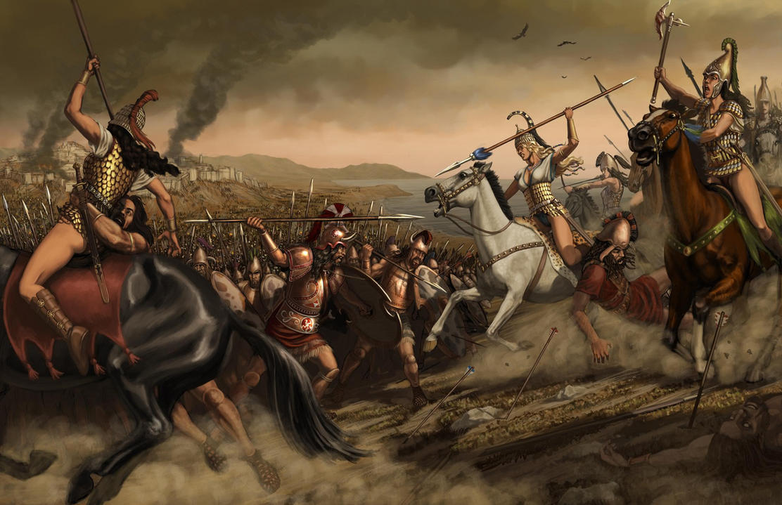 Warrior women battling hentia pictures