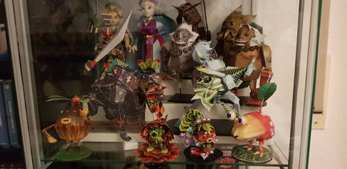 Papercraft Collection