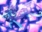 DA GREAT AND POWERFUL TRIXIE CAN BE AN ALICORN TOO