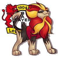 Pkmn x UEFA: Bayer Leverkusen by BritishStarr