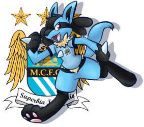 Pkmn x UEFA: Manchester City