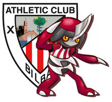 Pkmn x UEFA: Athletic De Bilbao by BritishStarr