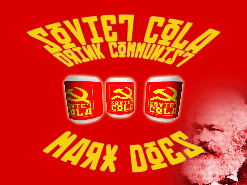 Soviet Cola by passenger-nq