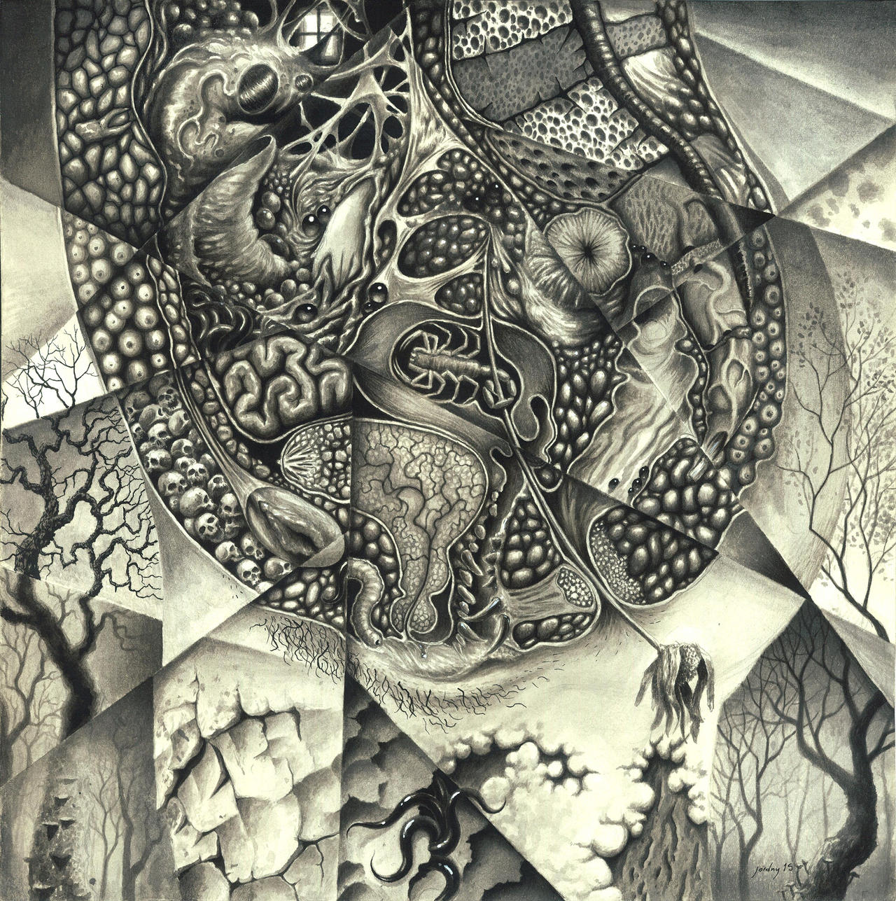 Pelvinica n.4 by Arcanvm