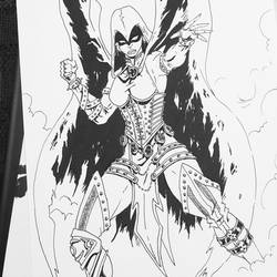 Raven Preview by coyote117