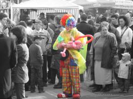 .: Busy clown :.