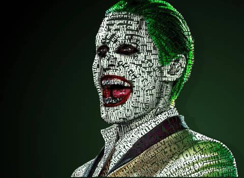 Joker Typography