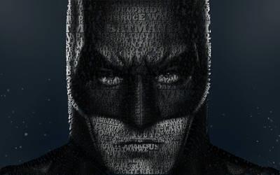 Batman Typography